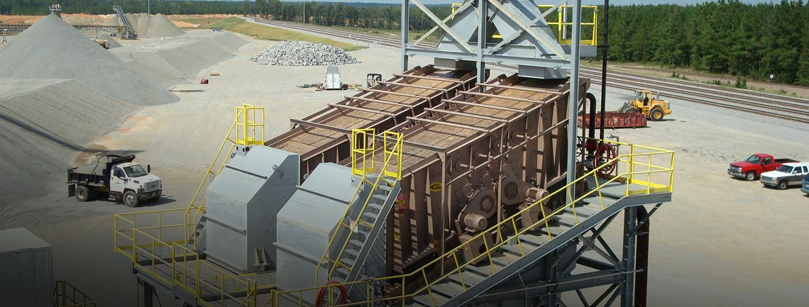 Deister Aggregate Processing Solutions